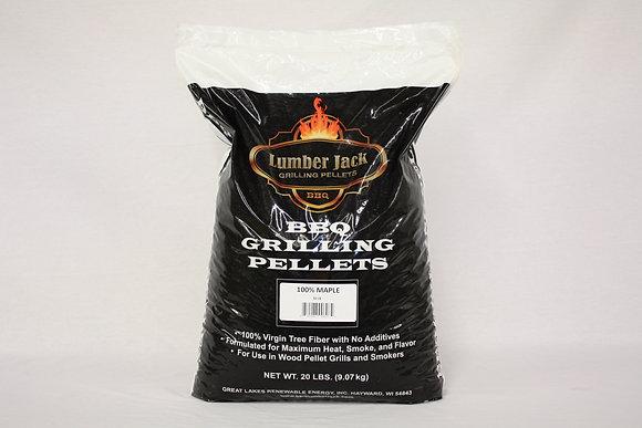 Lumber Jack Maple Pellets 20 Lbs.