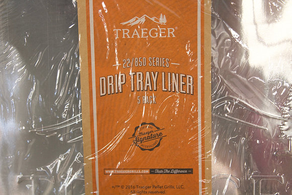 Traeger Drip Liners