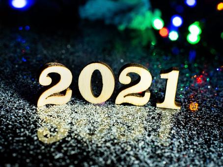 Goodbye 2020 - Hellllooo 2021!