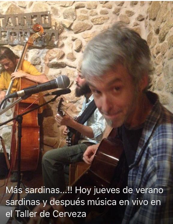 Sardinas música