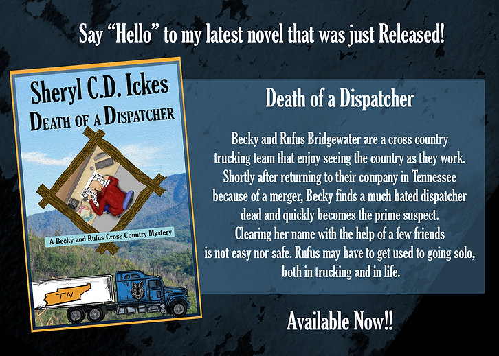 Death of a Dispatcher Promo for Website.