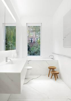 Almaz Worktops Bathroom Inspiration Gallery