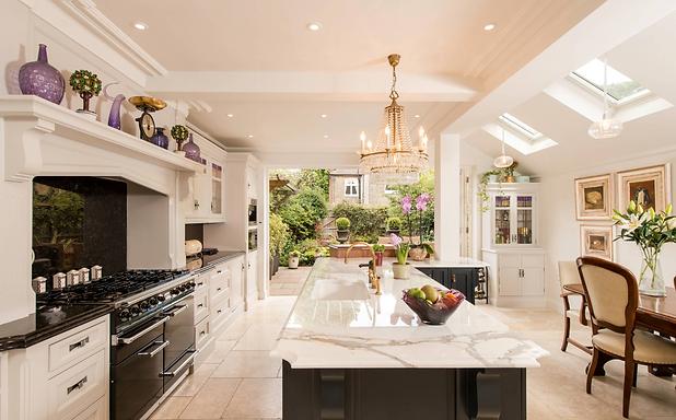 Marble-kitchen-design