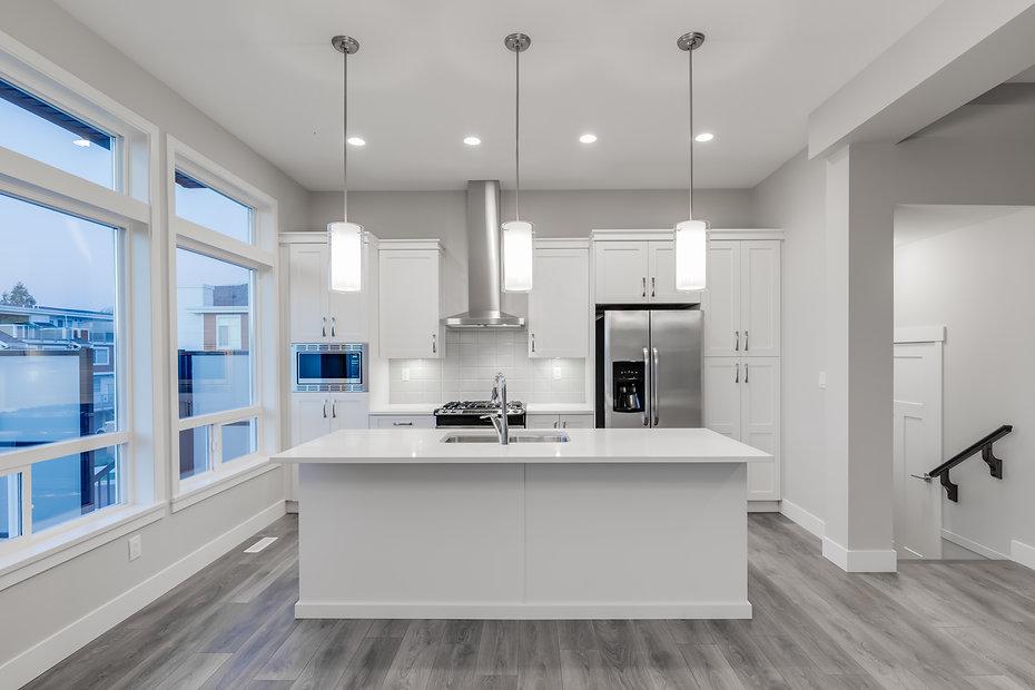Interior design of a modern kitchen..jpg