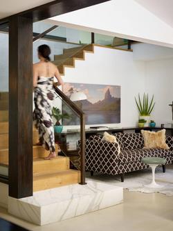Almaz Worktops Staircase Inspiration Gallery
