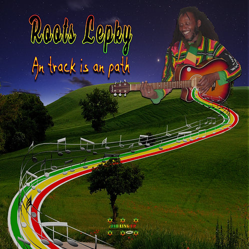 An Track is An Path Album - Roots Lepky