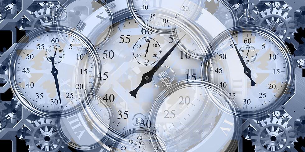 Gestion du temps et des priorités - Formation accélérée (3h30)