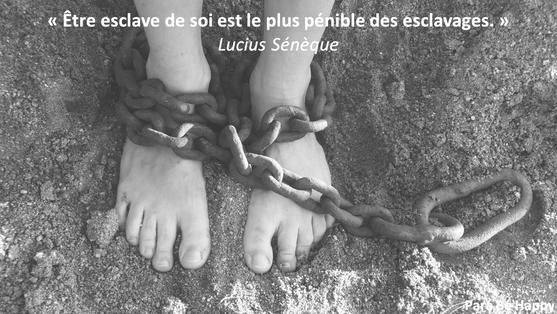 Esclave de soi