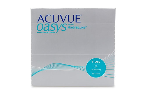 Johnson + Johnson 1 day Acuvue Oasys