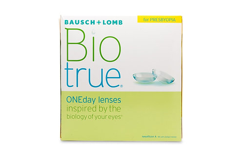 Bausch + Lomb Biotrue ONEDAY for Presbyopia