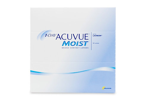 Johnson + Johnson 1-Day Acuvue Moist