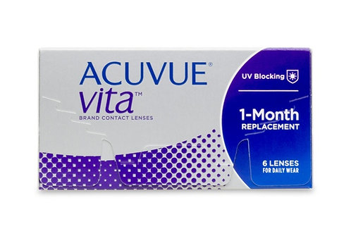 Johnson + Johnson Acuvue Vita for Astigmatism