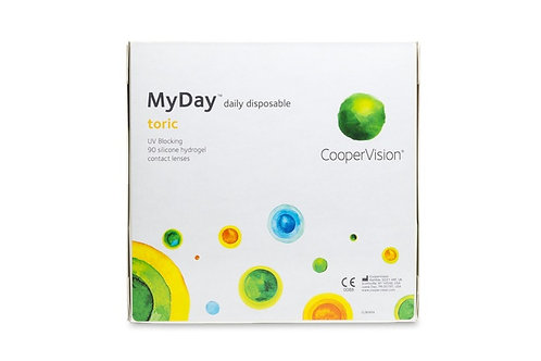 Coopervision MyDay Toric
