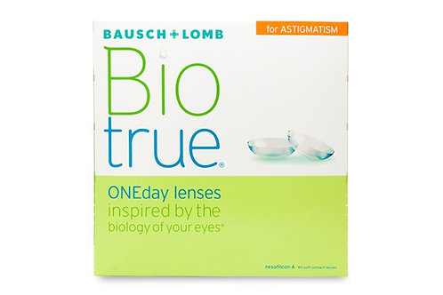Bausch + Lomb Biotrue ONEDAY for Astigmatism