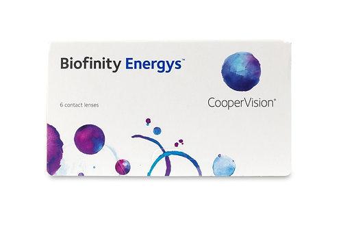 Coopervision Biofinity Energys