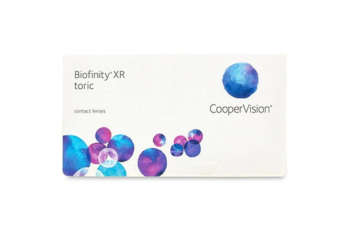 Coopervision Biofinity XR Toric