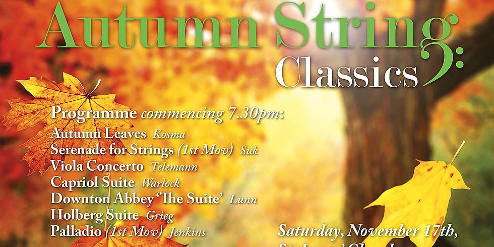 Autumn Strings Classics