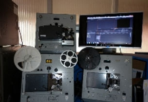Film transfer equipment to DVD