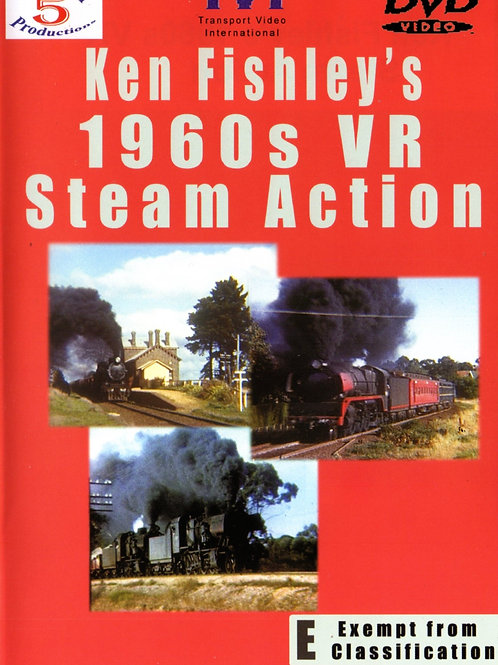 "KEN  FISHLEY""S 1960's VR Steam Action"