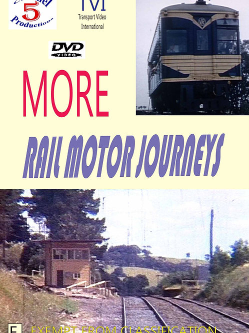 More Rail Motor Journeys