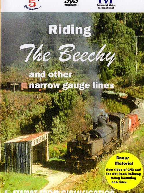 Riding The Beechy and other narrow gauge lines