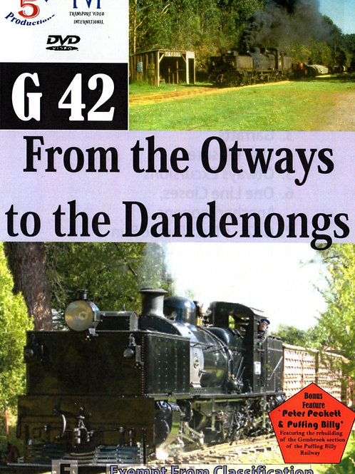 G42 From the Otways to the Dandenongs