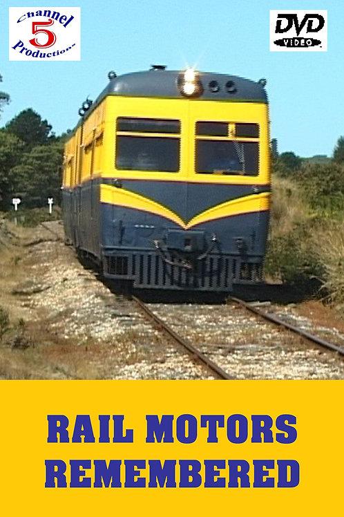 Rail Motors Remembered