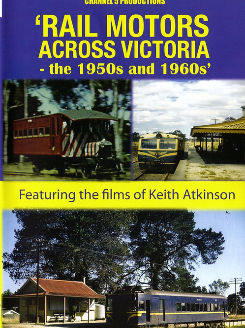 Rail Motors Across Victoria