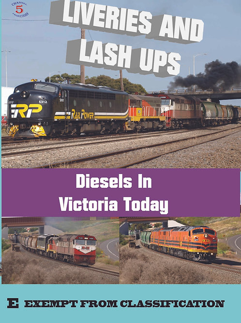 Liveries and Lash-ups