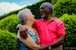 50 años de miradas enamoradas!