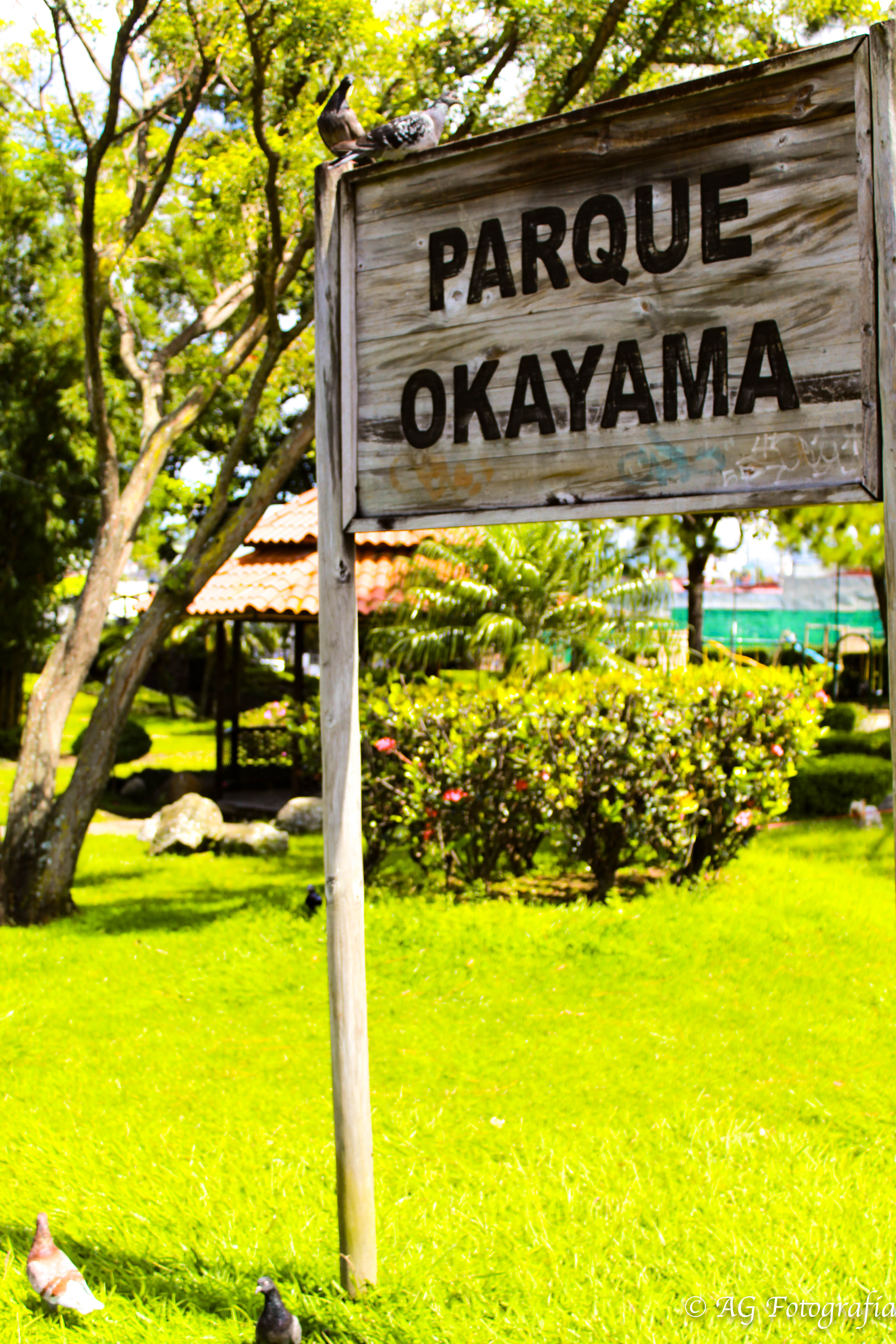 Parque Okayama