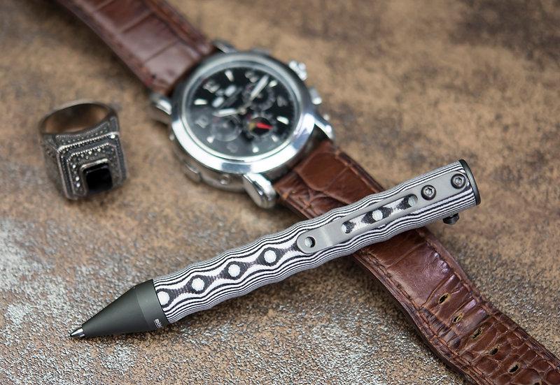 Boker Plus .50 Cal Pen Micarta, Lion Knives, Boker Australia