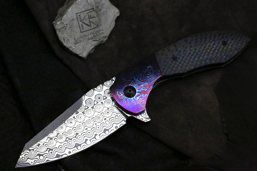 Custom Knife Factory Spectra, CKF Spectra, Lion Knives, Custom Knife Factory Australia, CKF Australia