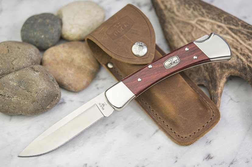 Limited Edition Buck 110 Folding Hunter, Lion Knives, Buck Knives Australia