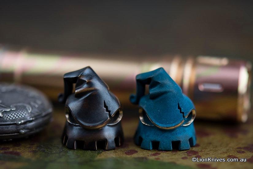 Peshkov Bead, Russian Bead, Custom bead, Apeshkov, Handmade Bead, Peshkov Palach Executioner, Palach Executioner Bead