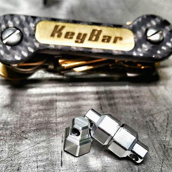 KeyBar Magnut Aluminium Set of 2