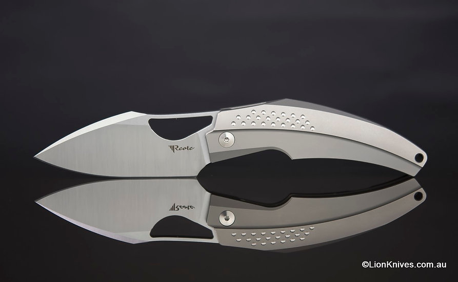 Reate Baby Machine, Reate Knives, Lion Knives, Reate Knives Australia, Reate Knives Melbourne
