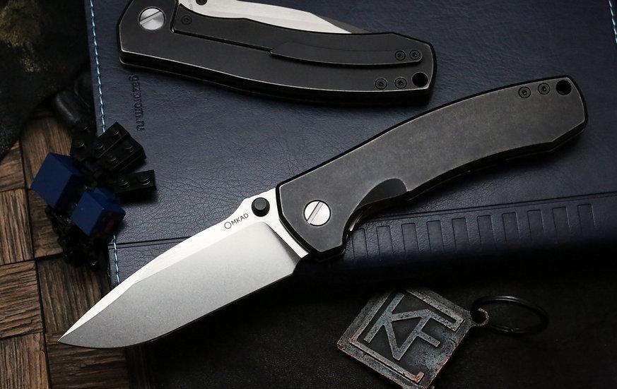 Custom Knife Factory MKAD Loro, CKF MKAD Loro, Lion Knives, Custom Knife Factory Australia, CKF Australia, MKAD Loro