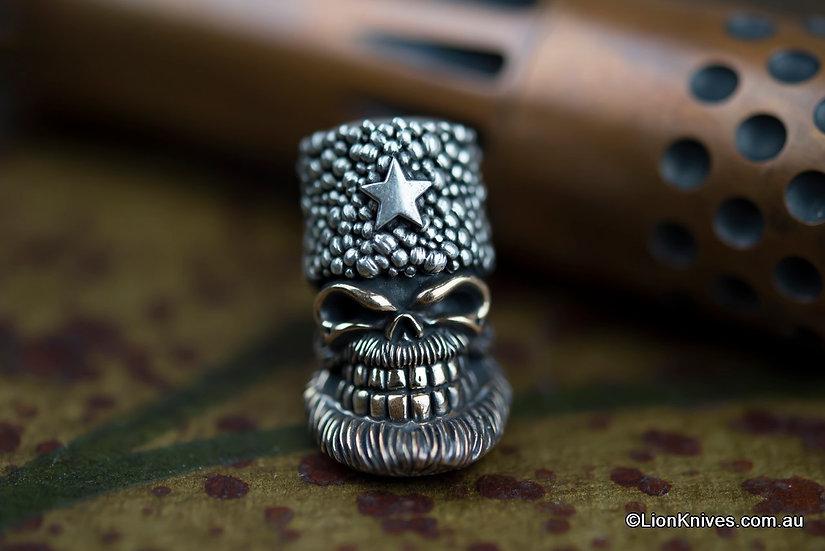 Peshkov Bead, Russian Bead, Custom bead, Apeshkov, Handmade Bead, Peshkov Papaha, Papaha Bead
