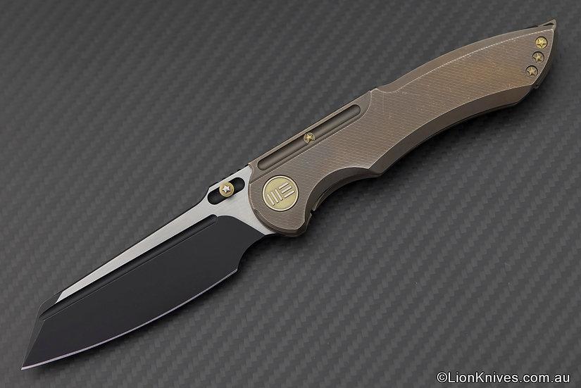 WE Knife 620I Tactical Folding Knife M390 Blade Titanium Handle