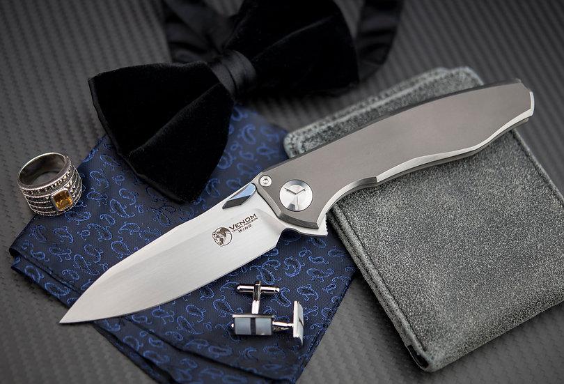 Venom knives Wing, Lion Knives, Kevin John Wing, venom knives