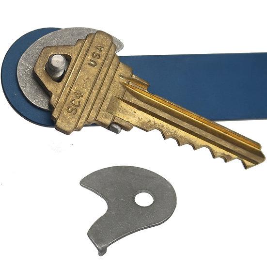 KeyBar Aluminium Quick Key Tab 2.0