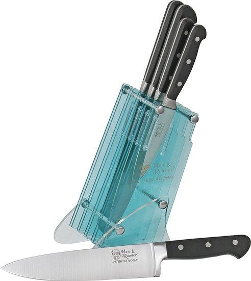Hen & Rooster kitchen knife set, Hen & Rooster knives, kitchen knife, kitchen knives Australia, Kitchen knife set