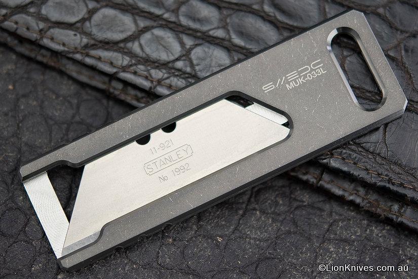 SNECX MUK, SNECX Utility Knife, SNECX Monobloc, SNECX