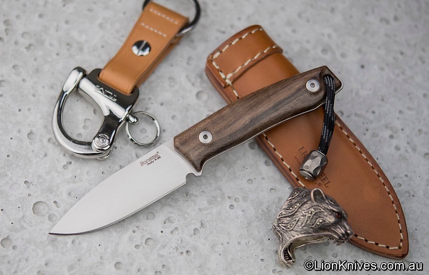 Lion Steel M1, Lion Knives, Lion Steel Australia, Lionsteel M1 Walnut, Lion Steel Melbourne