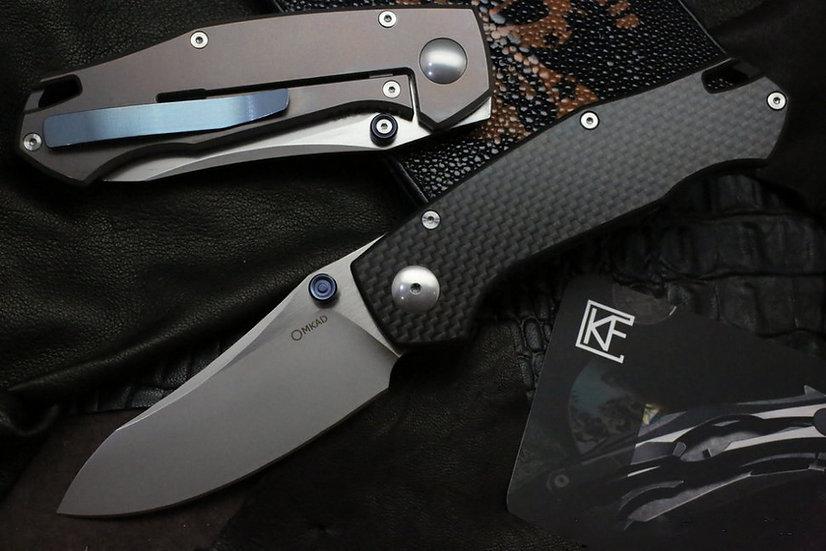 Custom Knife Factory MKAD Farko Knife, Lion Knives, Custom Knife Factory Australia, CKF Australia