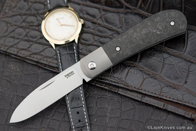 Pena X-series Zulu, Pena Zulu, Pena knives, Enrique Pena Knife, Pena Zulu knife