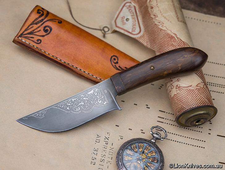 Paul's Knives, Paul Emmanuel Arestan, Lion Knives, Australian Custom Knives