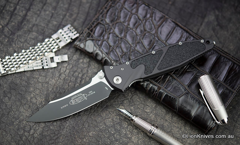 Microtech Socom Elite, Lion Knives, Microtech Knives Australia, Microtech Knives Socom Elite