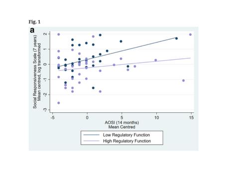 New publication: Common risk factors in neurodevelopmental disorders
